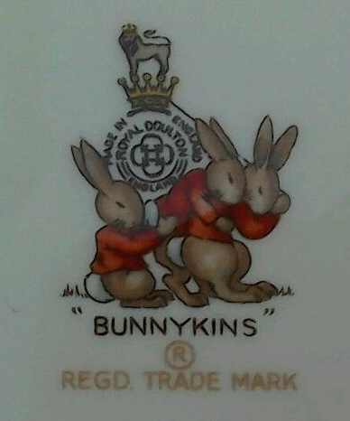 dating bunnykins backstambps