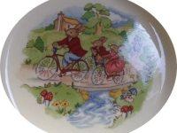 Cycle Ride Bunnykins Design