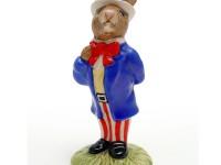 Uncle Sam Bunnykins DB50
