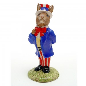 Uncle Sam Bunnykins DB50