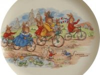 Family Cycling Bunnykins Design
